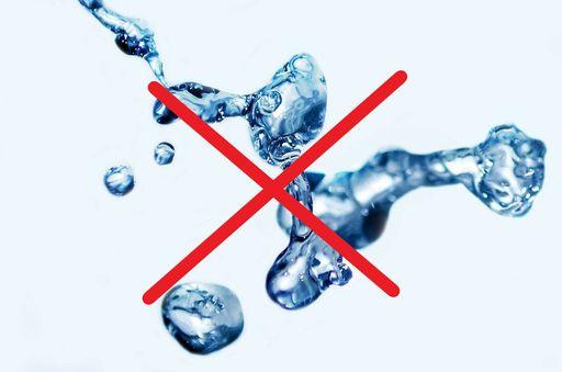 說明手錶防水等級不佳,就要避免接觸任何水滴與液體