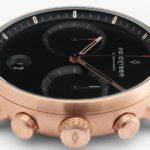 Pioneer黑色錶盤,金錶冠錶殼