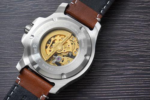 手錶防水等級300m的舉例