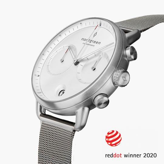 Nordgreen Pioneer 解釋石英錶的輕薄與功能性