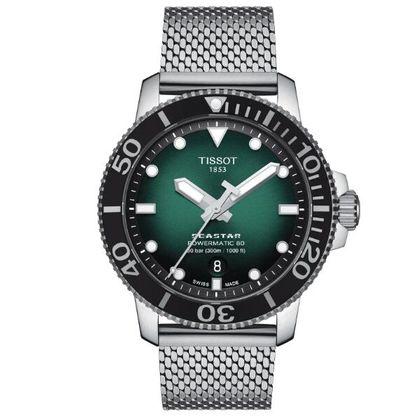 Tissot Seastar 1000 型號: T120.407.11.091.00
