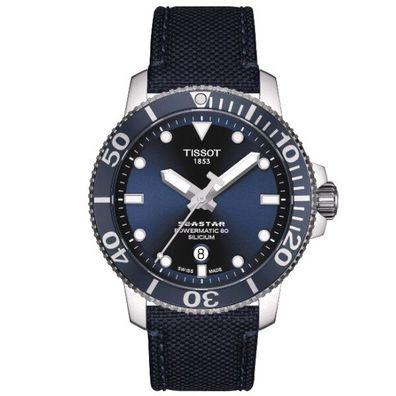 Tissot Seastar 1000 型號: T120.407.17.041.01