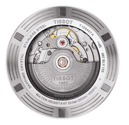 Tissot Seastar 1000 使用的Powermatic 80機芯
