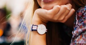 為什麼要戴錶示意圖