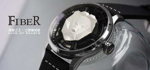 Fiber萬獸之王,作為法柏錶評價示意圖