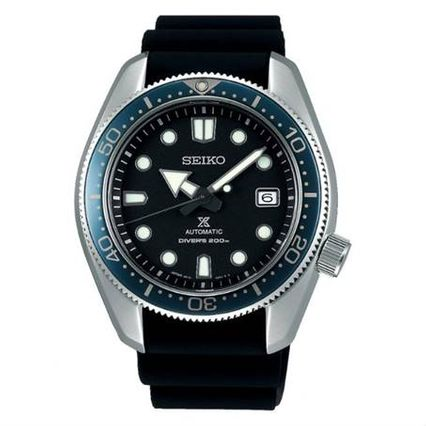 搭載Seiko 6R15機芯的Seiko Prospex 潛水錶SPB079