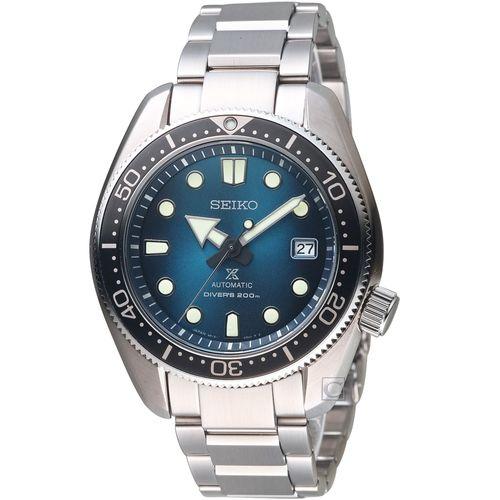 搭載Seiko 6R15機芯的SEIKO Prospex潛水套錶SPB083