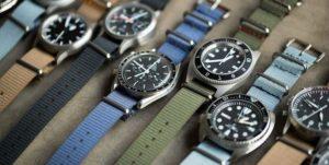 錶帶種類示意圖