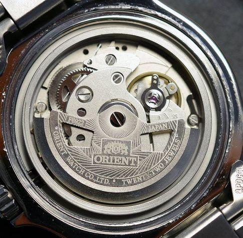 Orient F6922 機芯圖片