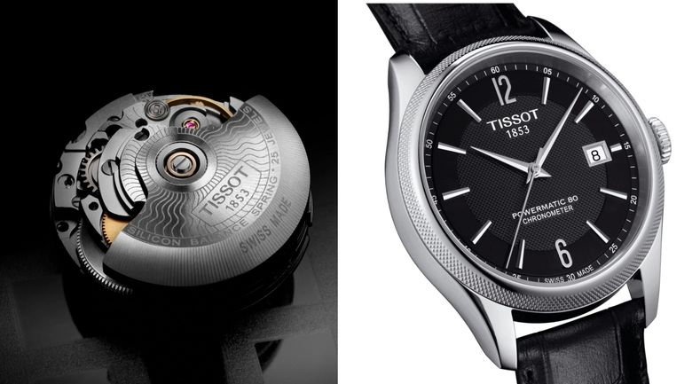 Tissot Powermatic 80 評價示意圖