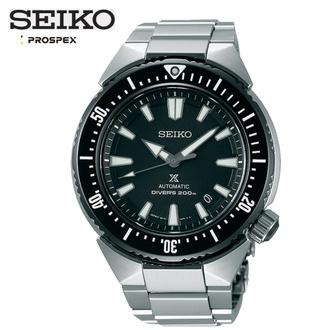 搭載Seiko 6R15機芯的SEIKO PROSPEX SCUBA 潛水機械錶SBDC039