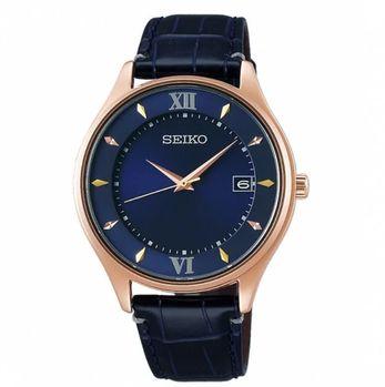 搭載V157機芯的Seiko SBPX116 Spirit Smart ,限量耶誕系列太陽能鈦金腕錶