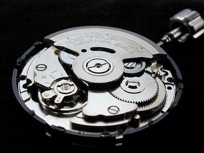 Seiko 7s26機芯,等級最初階的Seiko機芯