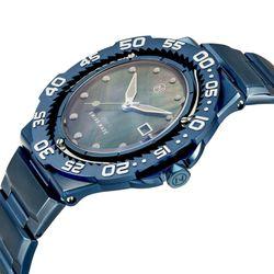 Nove Trident 機械錶藍色