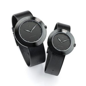 手錶推薦: Nove 黑色對錶
