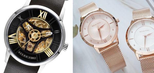 推薦手錶品牌: Relax Time的封面
