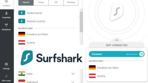 Surfshark VPN 2021評價測速,16面向表格分析,輕鬆了解他